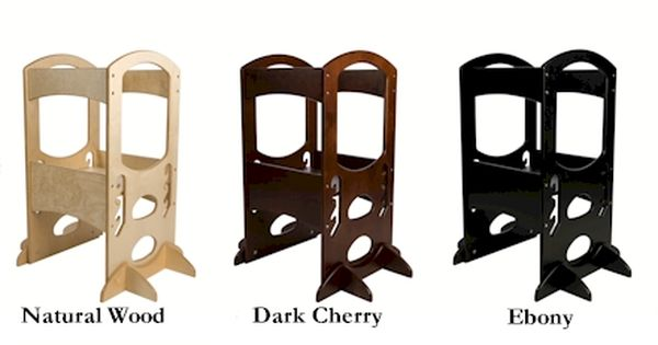 The Learning Tower Step Stool Is One Of Our Favorite