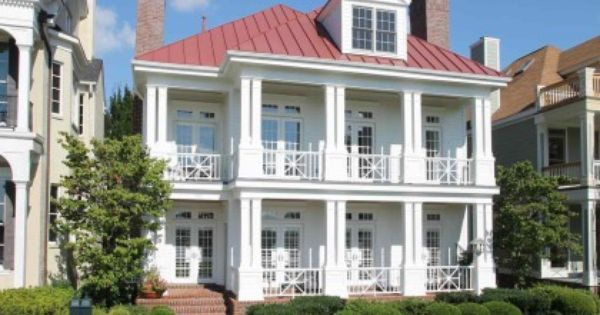 Mud Island Real Estate Estate Homes Harbor Town House Styles