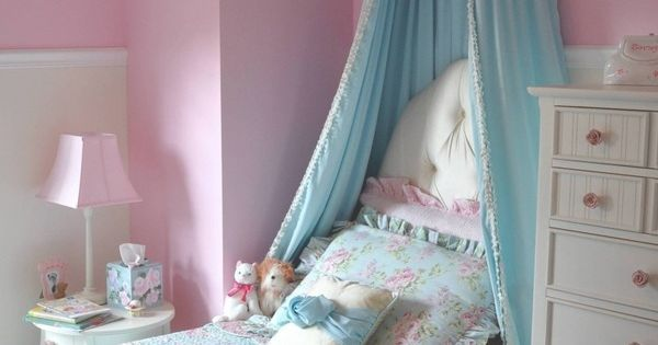 Toddler girl room idea cosas que me encantan de la for Decoracion hogares infantiles