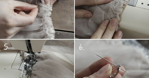 DIY Tutu Skirt - 15 Fashionable DIY Clothes @dawalker we could make