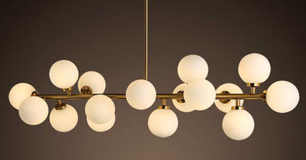 Aliexpress creative or salle manger lustre moderne verre lampe suspendue lu - Lampe suspendue ikea ...