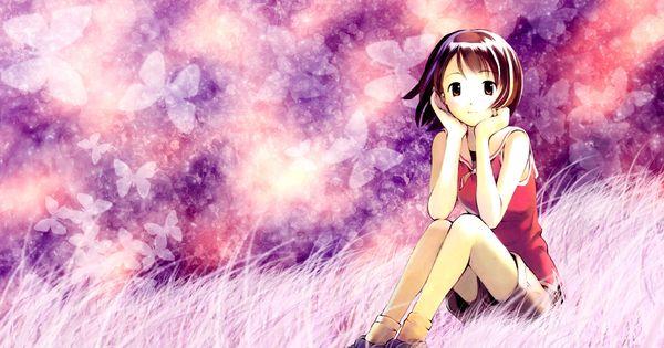 Cute anime beautiful wallpaper widescreen HD Wallpapers