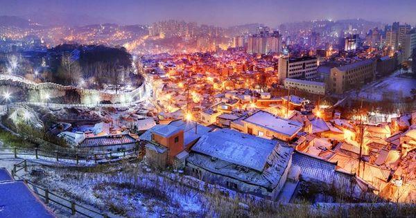 40 travel spots in South Korea travel seoul southkorea amazed