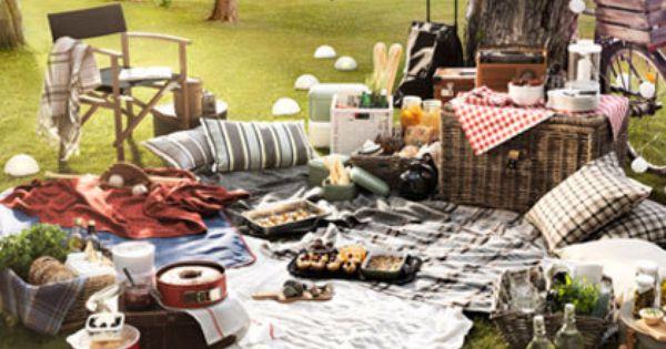 De zomer komt er weer aan en als we geluk hebben komen er weer mooie zomerse ochtenden middagen - Landelijke chique lounge ...