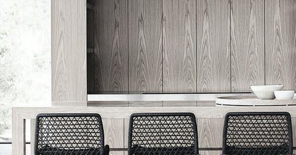 #interiors design barstools kitchen dining spaces modern Superior Interior Acoustics jp@bedreakustik.dk www.bedreakustik.dk