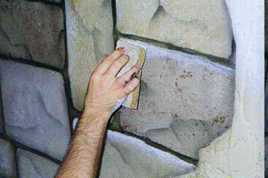 Murals Faux Stone Walls Faux Rock Walls Faux Painting Techniques