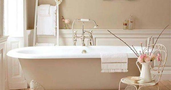90 idées de décoration avec des meubles shabby chic  French ...