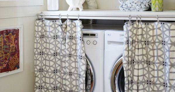 Come Nascondere Una Lavatrice In Bagno Guida Con Foto Decorazioni Lavanderia Lavanderie Moderne Disegno Lavanderia