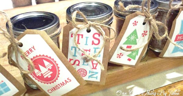 "Simple Handmade EDIBLE Gift - Homemade Hot Chocolate@ ""One Good Thing"" by"