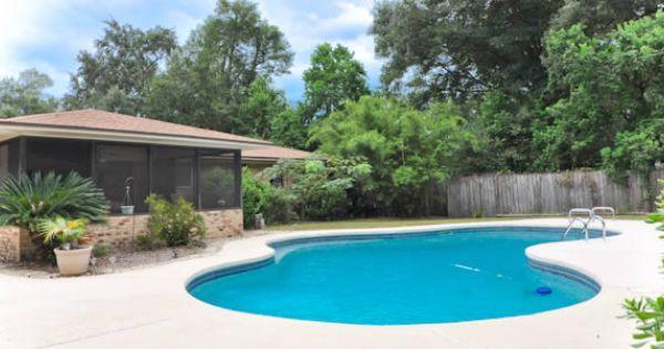 pool houses pensacola fl