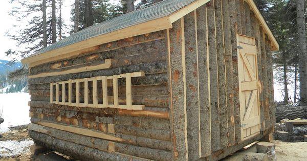 Hunting Cabin Interior Do It Yourself Hunting Cabins: A Northwoods Cabin