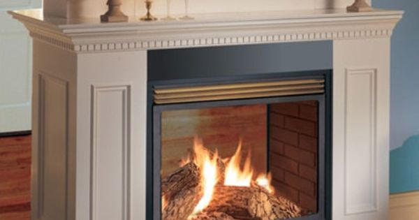 Two Sided Gas Fireplaces Ventless Google Search Our