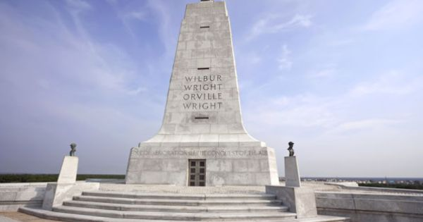 50 States 50 Landmarks Wright Brothers North Carolina And 50 States