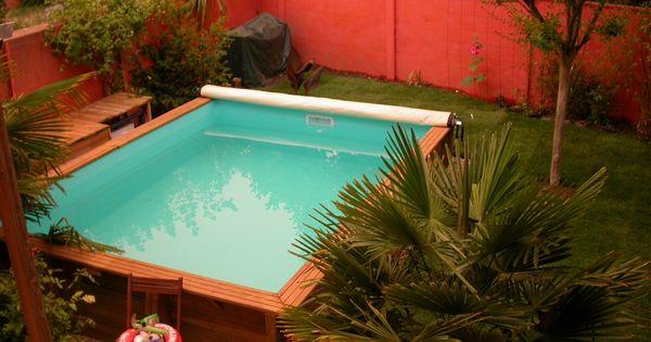 Construire une piscine hors sol en bois swimming pools for Construire deck piscine