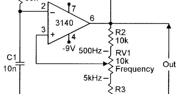 simple 500hz