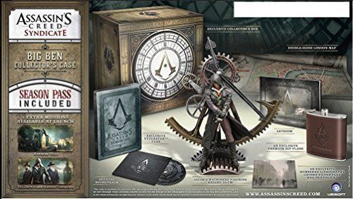 Assassins Creed Syndicate Big Ben Collectors Edition Xbox One