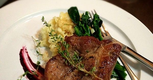 ... republic pork medallions with port wine dried cherry pan sauce recipes