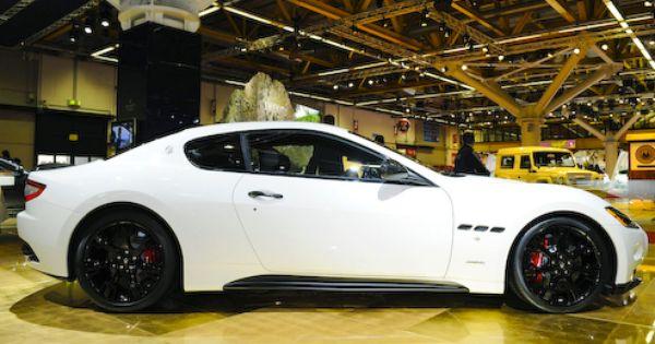 Maserati Granturismo Mc Maserati Granturismo Maserati Granturismo S Maserati