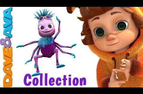 Itsy Bitsy Spider   Nursery Rhymes Compilation   YouTube ...