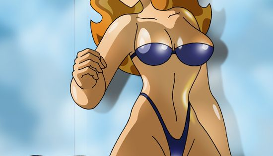 Daphne Poses 12 By XJKenny On DeviantART