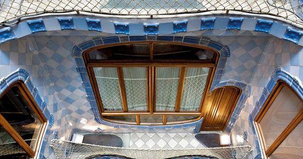 Galer a oficiales casa batll museo modernista de - Natura casa barcelona ...