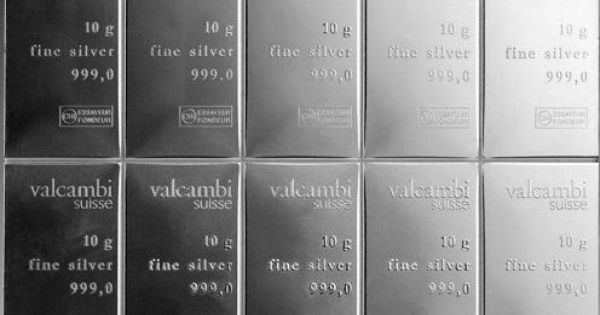 100g 10 X 10g Valcambi Silver Combibar Zurametals Silver Bars Buy Gold And Silver Gold Dealer