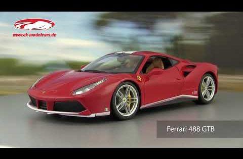 Youtube Ferrari 488 488 Gtb Ferrari