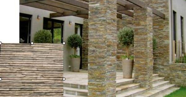 Slate tile patterns for exterior walls slate tiles - Outdoor wall cladding tiles ...