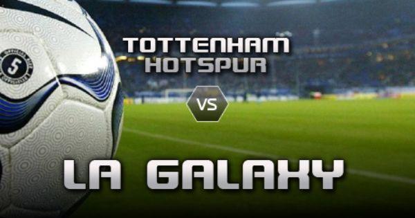 Tottenham Hotspur Vs Los Angeles Galaxy The Home Depot Center Carson Ca Colorado Rapids Tottenham Los Angeles