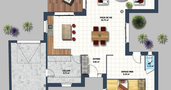 Constructeur maison contemporaine la chaume vend e 85 for Constructeur de maison nice