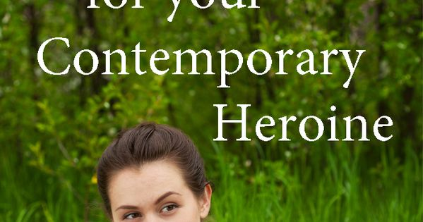 100 Likeable Names for Your Heroine. Includes research on people's stereotypes about