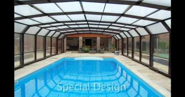 Maperglas 5 Angle Ctu Swimming Pool Enclosure From Leisure Shelters Uk Ltd Tel 01480 382181 Youtube Piscinas