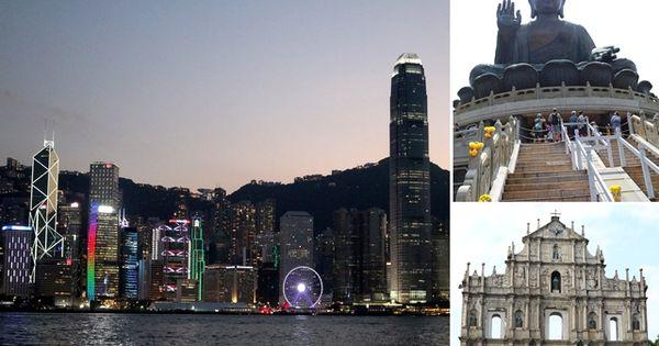 Guide Hong Kong Macau Hong Kong Macau Trip