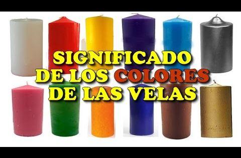 El Significado Y El Porque Del Color De Las Velas En El Mundo De Los Rituales Youtube Significado De Los Colores Rituales Con Velas Velas Doradas