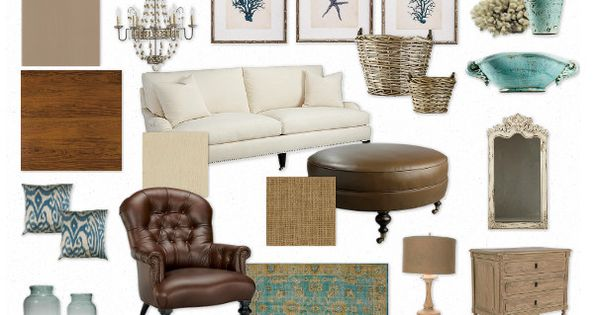 For A New Home Pinterest Home Southern Homes And Living Rooms
