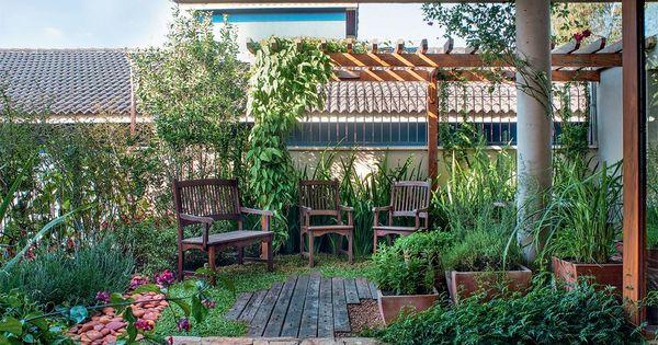 Jardim segue princ pios do feng shui para cultivar o bem for Feng shui energia positiva