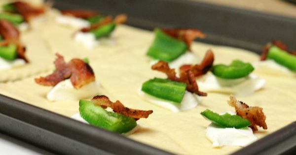 Cheesey Bacon Jalapeno Poppers