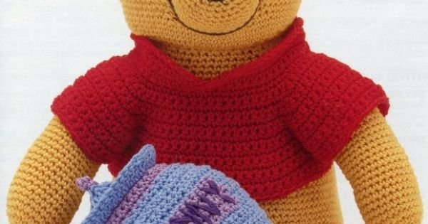 Winnie The Pooh Knitting Patterns Free : crochet+winnie+the+pooh Winnie The Pooh Crochet Pattern crochet things ...