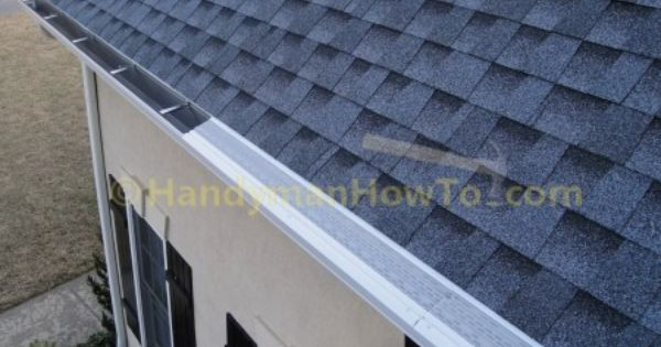 Mastershield Gutter Guard Review Gutter Guard How To Install Gutters Installation