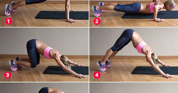 7 Ways To Get Rid of Love Handles | Oblique exercises ...