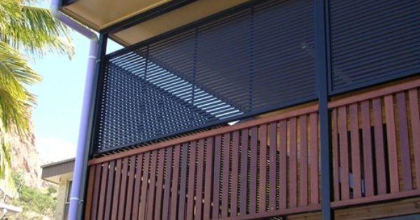 Aluminium Privacy Screens To Enclose Balcony Balcony Privacy Privacy Screen Outdoor Balcony Privacy Screen