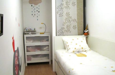 Habitaciones infantiles la habitaci n de vera peque as - Habitacion infantil pequena ...