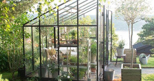 Greenhouse 9 invernaderos pinterest invernaderos for Vivero casa jardin