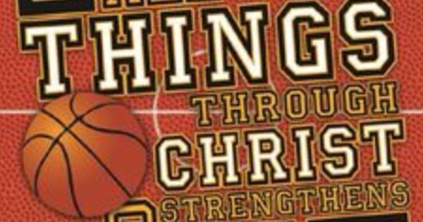i do all things through christ who strengthens me