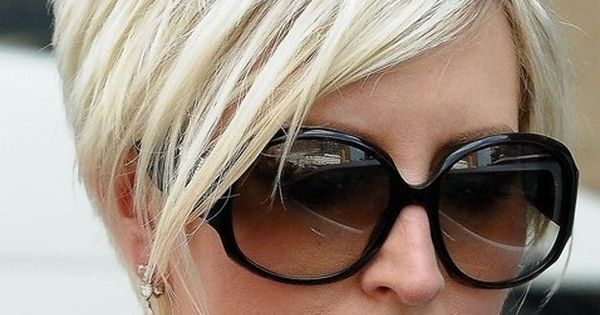 Short Hairstyles for Fine Hair and Glasses Photos - New Hairstyles, Haircuts
