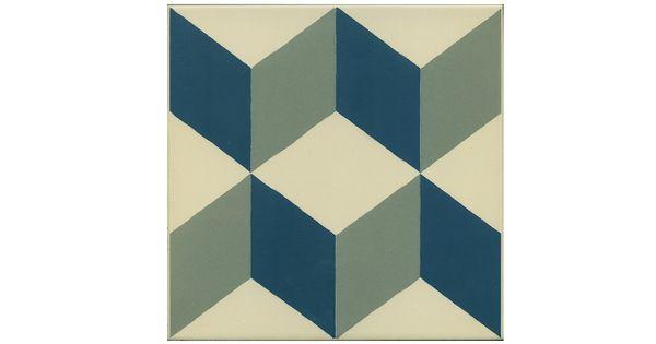 Carrelage carociment d cor guell saint maclou 29 m2 for Papier peint salle de bain saint maclou