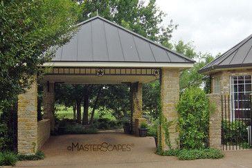 Stone Carport Design Masterscapes Carport Designs Building A Carport Carport Sheds