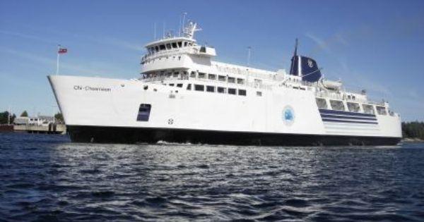 Chi Cheemaun Ferry To Manitoulin Island Manitoulin Island