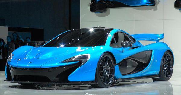 light blue mclaren p1 fast cars fast life pinterest. Black Bedroom Furniture Sets. Home Design Ideas