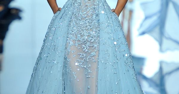 The Most Beautiful Gowns From Paris Haute Couture Week